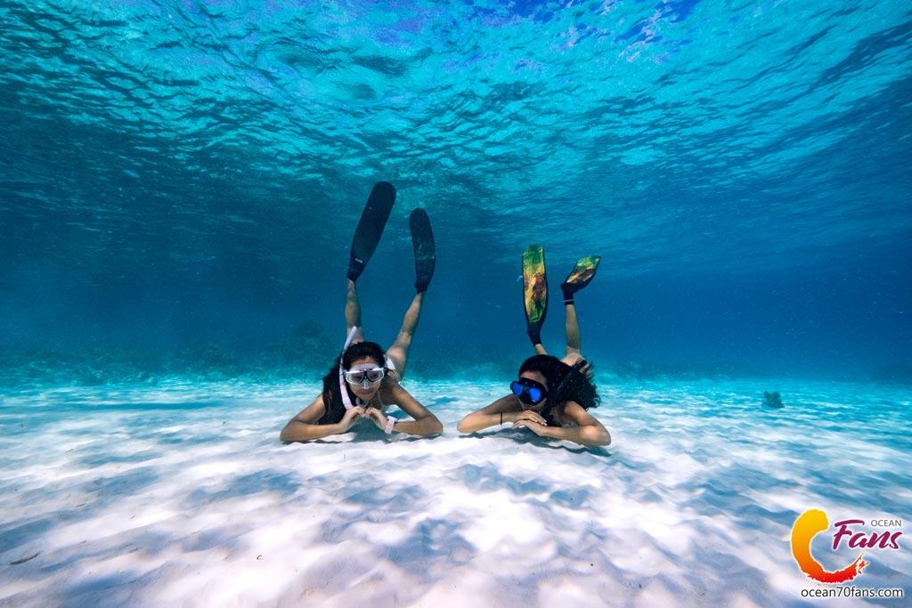 【破解5個不敢學自由潛水的迷思】