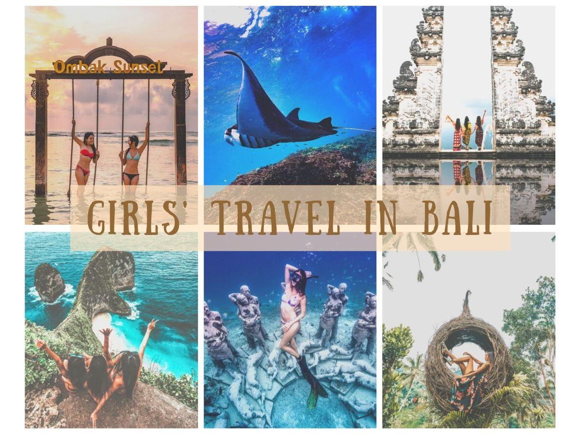 【自由潛水·旅行全攻略】印尼·峇里島| 行程/交通/注意事項等